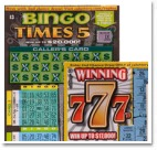 Odds of winning with Online Scratch Cards